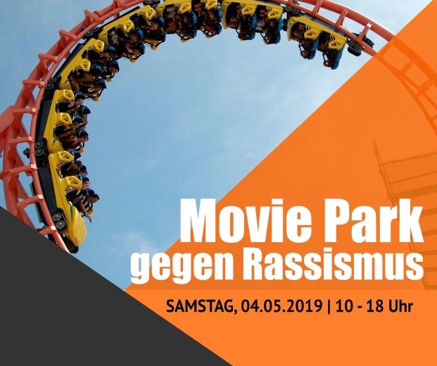 Phantasialand Park Karte.Movie Park Gegen Rassismus Bundjugend Nrw