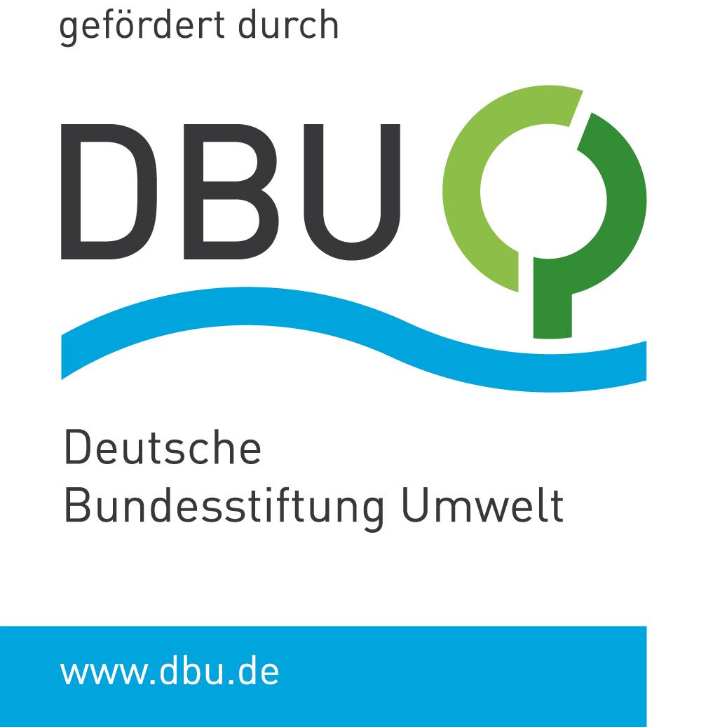 Gefördert durch die Deutsche Bundesstiftung Umwelt, www.dbu.de.
